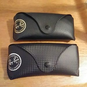 👓Authentic Ray Ban Cases
